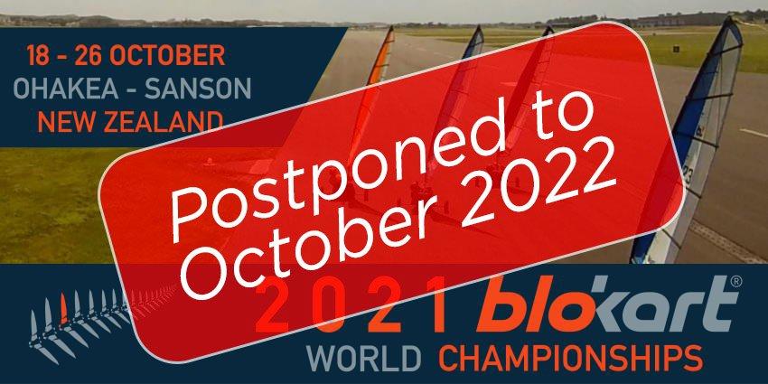 Blokart World Championships
